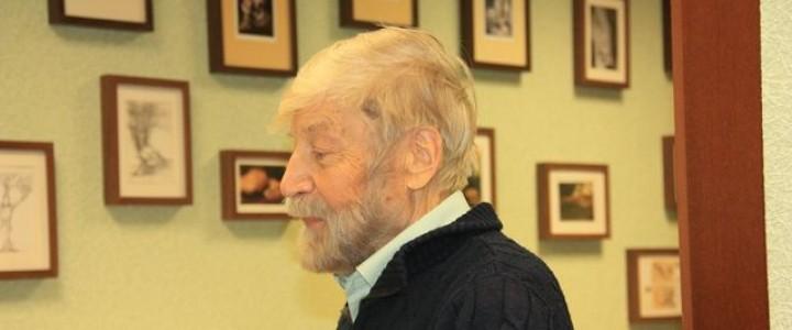 Мастер-классы В.Д. Шевелёва в Институте детства