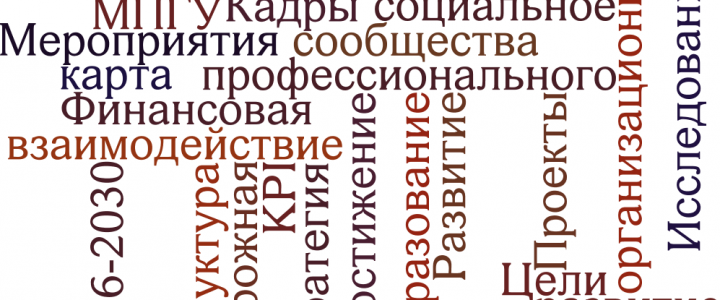 Обзор Программ стратегического развития Институтов и факультетов