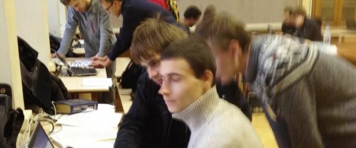 В Москве прошли XXI полуфинальные соревнования XXXXI командного студенческого чемпионата мира ACM ICPC по программированию