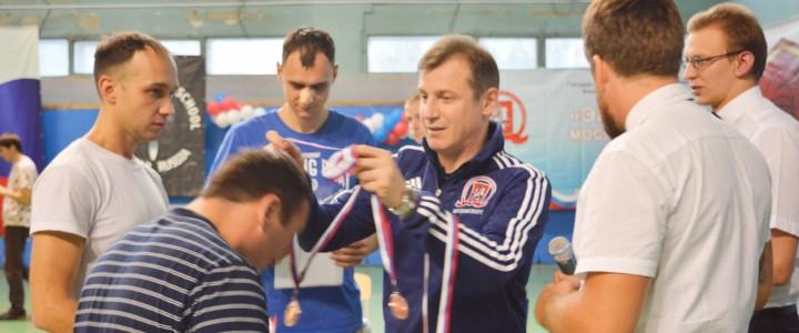 Открытые Всероссийские соревнования по ножевому бою прошли на базе Института физической культуры, спорта и здоровья МПГУ