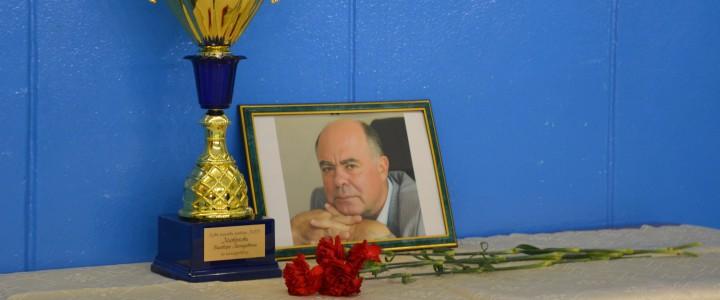В МПГУ прошел турнир по мини-футболу памяти Виктора Леонидовича Матросова