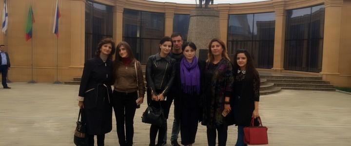 Встреча студентов с представителями «Школы исследований»