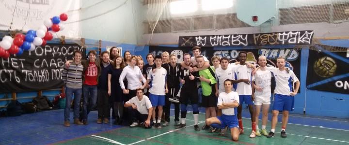 Проверку боем прошли: за Геофаком III место в Кубке памяти В.Л. Матросова