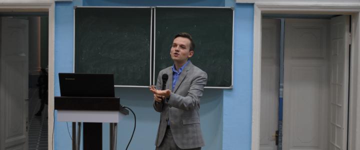 «Школа активного гражданина» учит управлять социальными проектами