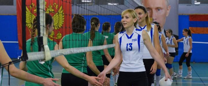 Неделя спорта. Волейбол. Кубок МПГУ