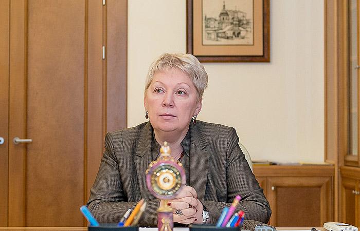 Ольга ВасильеваФото: пресс-служба Минобрнауки