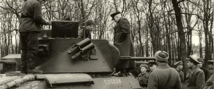 Выставочный историко-документальный проект «В штабах Победы. 1941-1945»