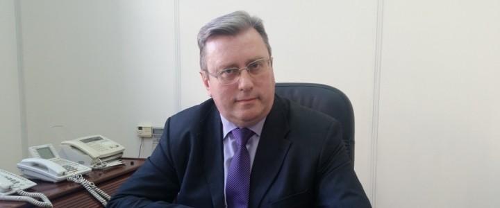Алексей Владимирович Лубков – ректор МПГУ