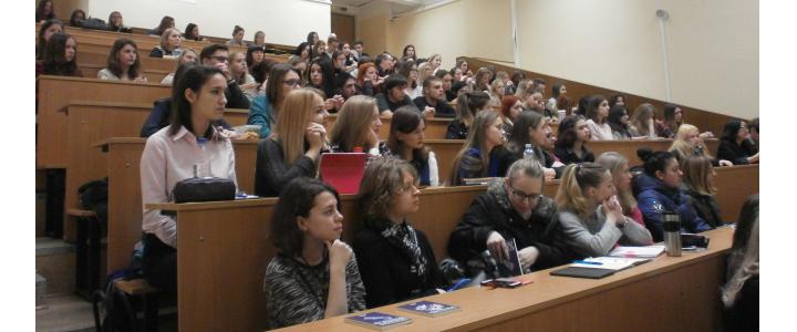 В Институте Иностранных Языков состоялась встреча, посвящённая памяти Альдо Канестри.