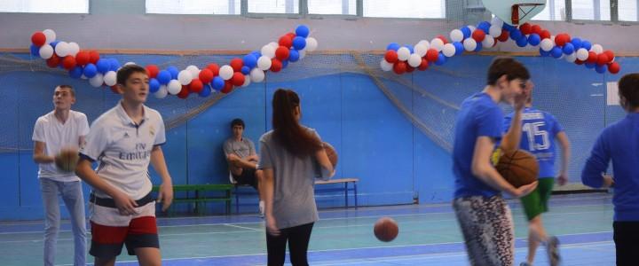 Университетские субботы. Фестиваль игровых видов спорта: мастер-класс по регби, мастер-класс по баскетболу