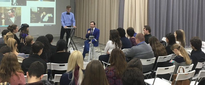 """В МПГУ прошло ток-шоу """"Мой выбор"""""""