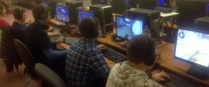 Первый выездной турнир киберспортсменов МПГУ