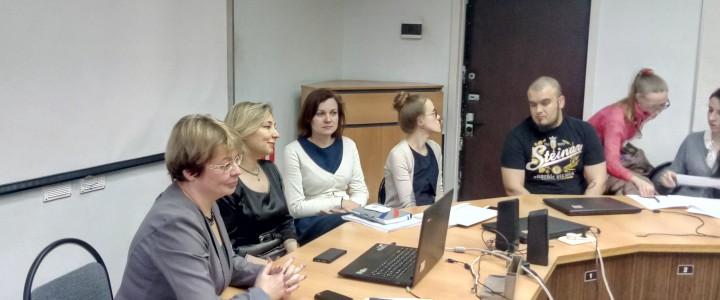 Консультация ответственных лиц по работе в АИС «ВУЗ»