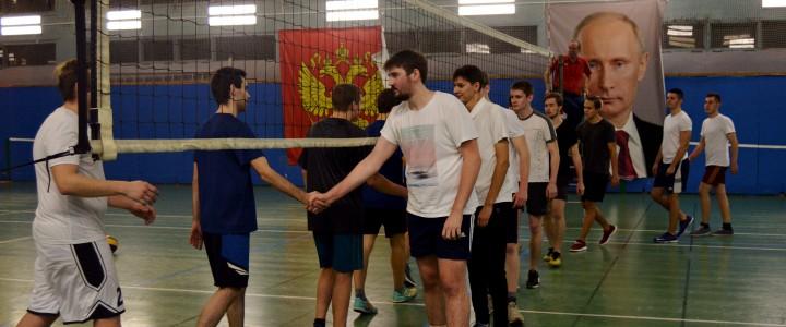 Да здравствует волейбол: ИСГО открыл сезон с победы!