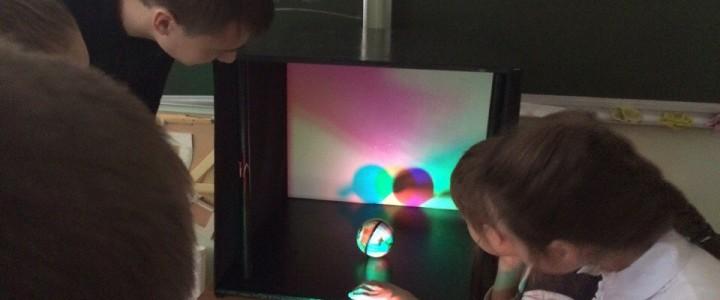 Оптика для младших школьников