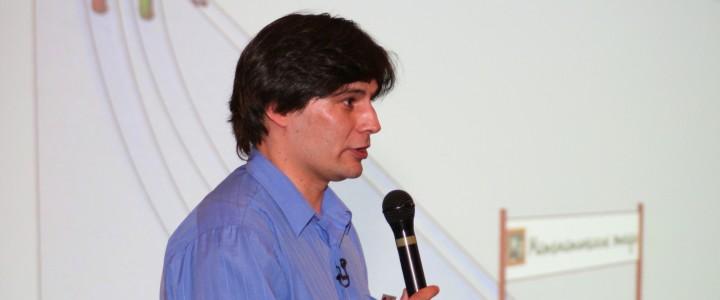 В МПГУ прошла лекция Николая Андреева «Математическая составляющая»