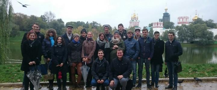 В уходящем году прошёл 5-ый юбилейный международный российско-немецкий семинар