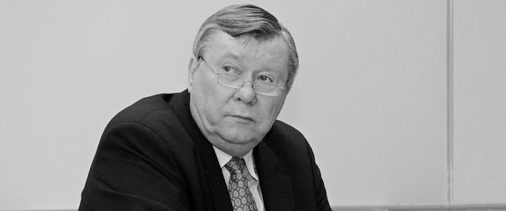 Ушел из жизни Александр Николаевич Тихонов