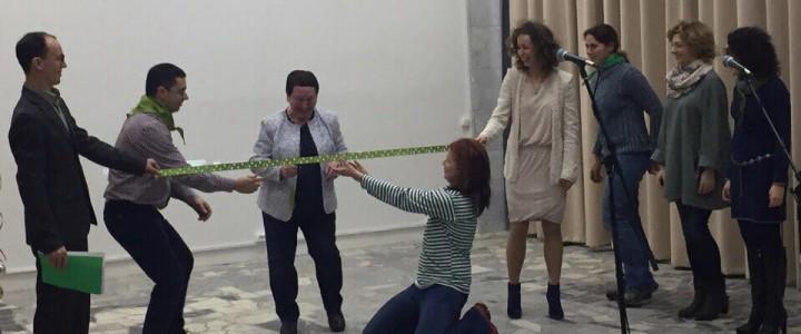 Открытие Учебно-научного корчаковского центра