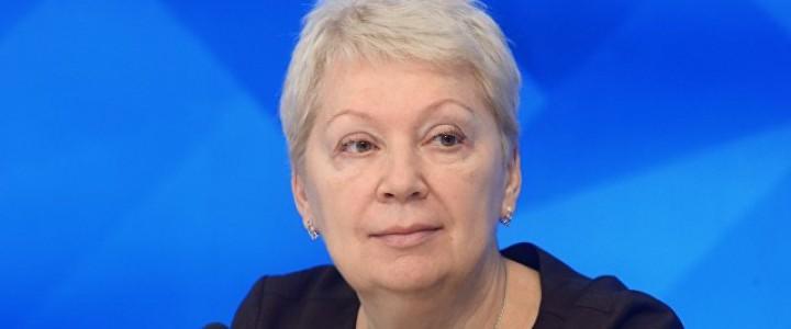 Ольга Васильева об образовании и о себе. Цитаты.