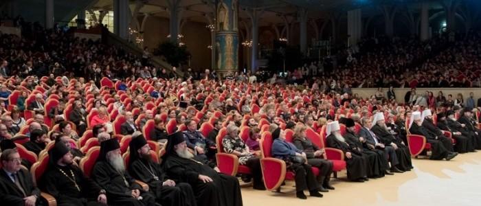 «Виртуозы МПГУ» выступили в Зале церковных соборов кафедрального соборного Храма Христа Спасителя