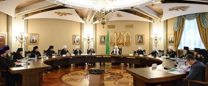 Высший Церковный Совет утвердил дату и тему XXVI Рождественских чтений