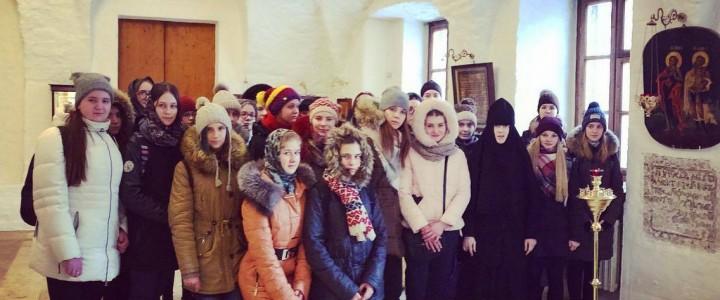 Незнакомую Москву открываем для себя в старейшем монастыре города