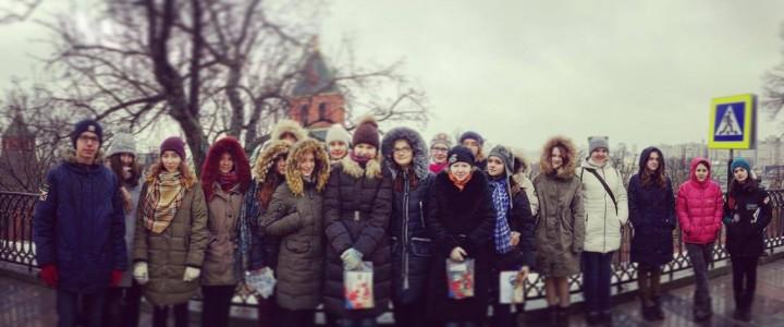 По следам итальянцев в Москве