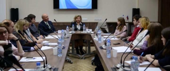 Юридический практикум с Уполномоченным по правам человека в Российской Федерации Татьяной Николаевной Москальковой