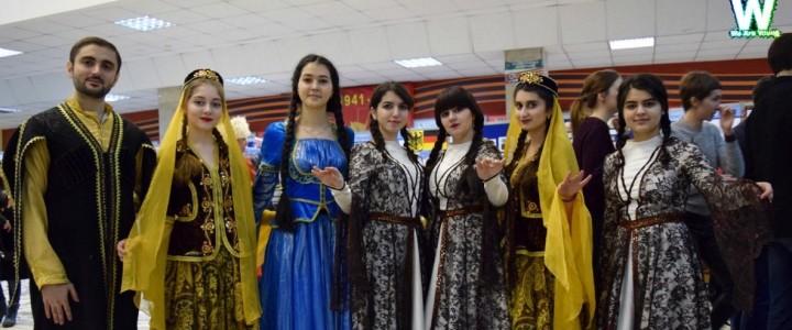 В МПГУ прошло празднование Дня родного языка