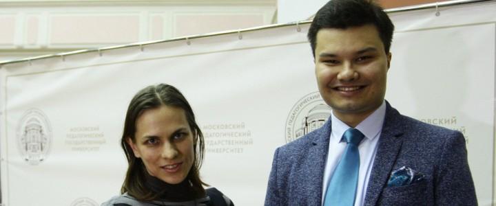 Встреча с Мигелем Паласио