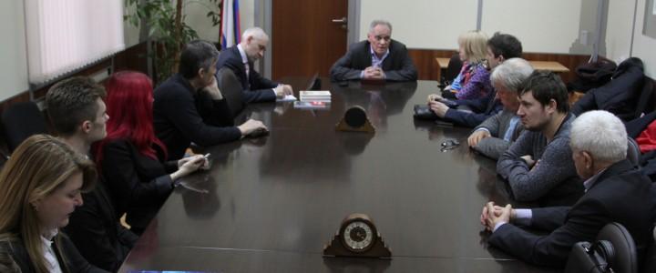 В МПГУ обсудили российские политические тренды