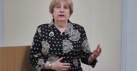 Проректор по межрегиональной и международной политике МПГУ Л.В. Дудова