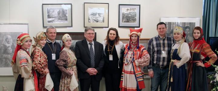24 марта 2017 г. Международный межвузовский фестиваль искусств «Содружество молодых». Открытие.