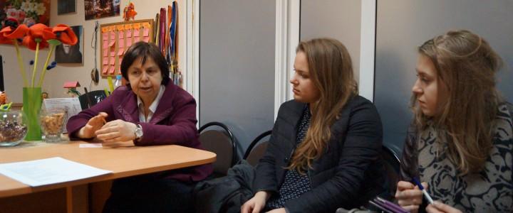 Участники Школы ПРОФИ обсудили идеи своих авторских образовательных программ