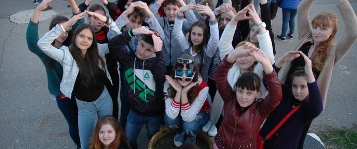 Наши вожатые на медийной смене Российского движения школьников в ВДЦ «Смена»