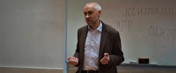 Политолог В. Шаповалов: «Нужно перезагрузить региональные элиты»