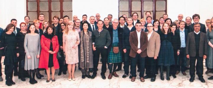 Профессор Ю.О. Филатова представила МПГУ на мероприятии ЮНЕСКО «Европейские региональные консультации по открытым образовательным ресурсам»