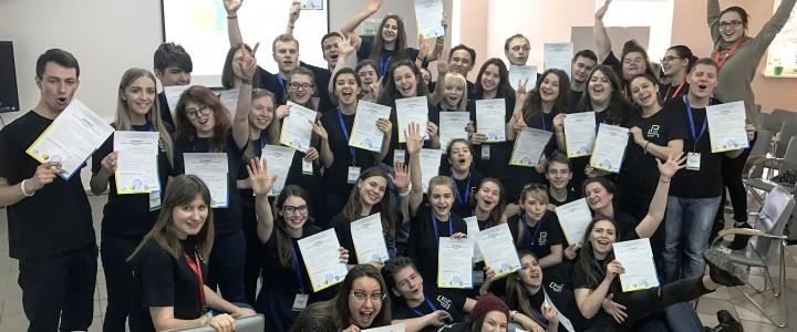 Мастер-классы в Центре развития одарённых детей в Калининграде