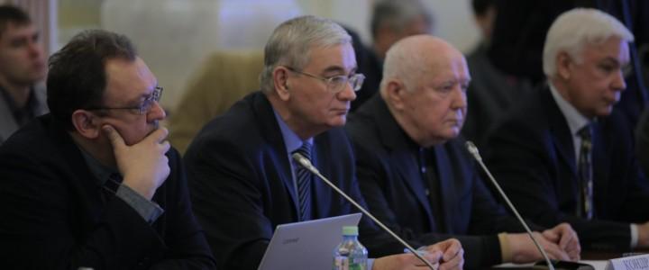 В Общественной палате обсудили войны будущего