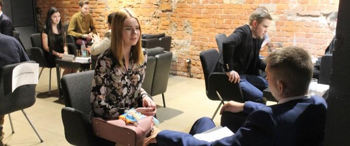 Студенты-политологи прошли отбор в «Школу парламентаризма»