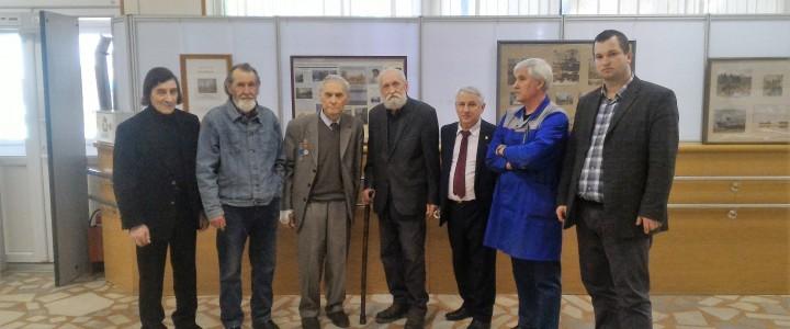 60-летие художественной и педагогической деятельности А.А. Унковского