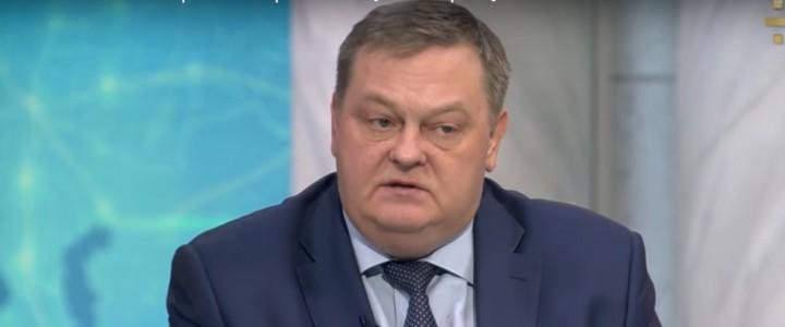 Советник ректора Евгений Спицын о новых стратегиях образования