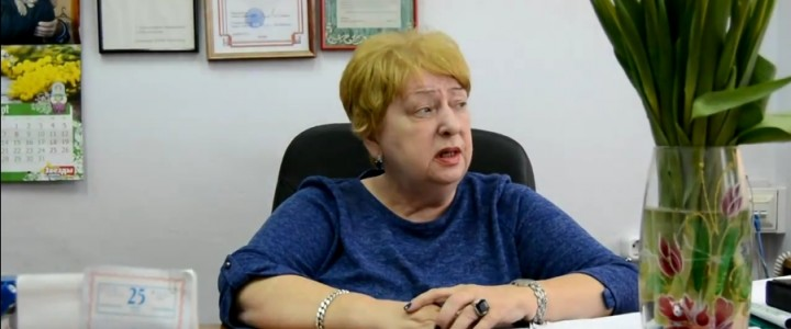 Интервью с завкафедрой ТИСС Марией Александровной Будановой