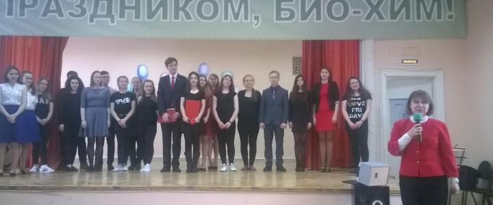 Праздничный концерт в честь 23 февраля и Дня Восьмого марта