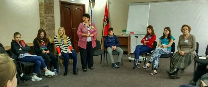 В Москве проходит «Всероссийский семинар-практикум «Будущее России»