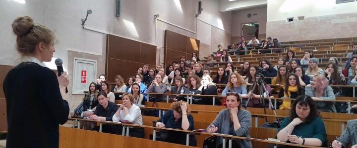 В Институте иностранных языков состоялся фонетический конкурс для изучающих французский язык
