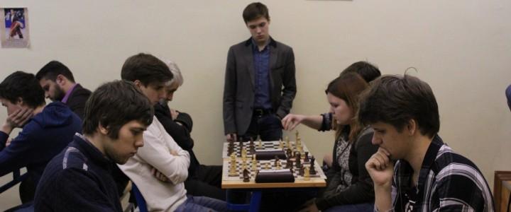 Первенство МПГУ по быстрым шахматам