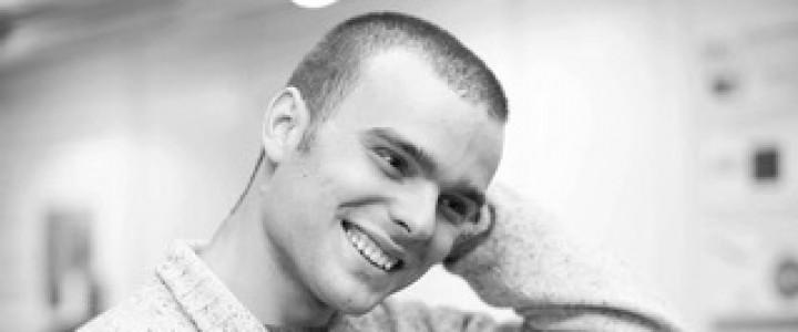 Магистрант ИФТИС Николай Белиовский – победитель национального конкурса «STEM педагог года»-2017