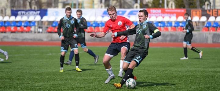 ФК МПГУ занял второе место в общем зачете Национальной студенческой футбольной лиги